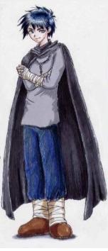 Les élèves (personnages définis) Faust10