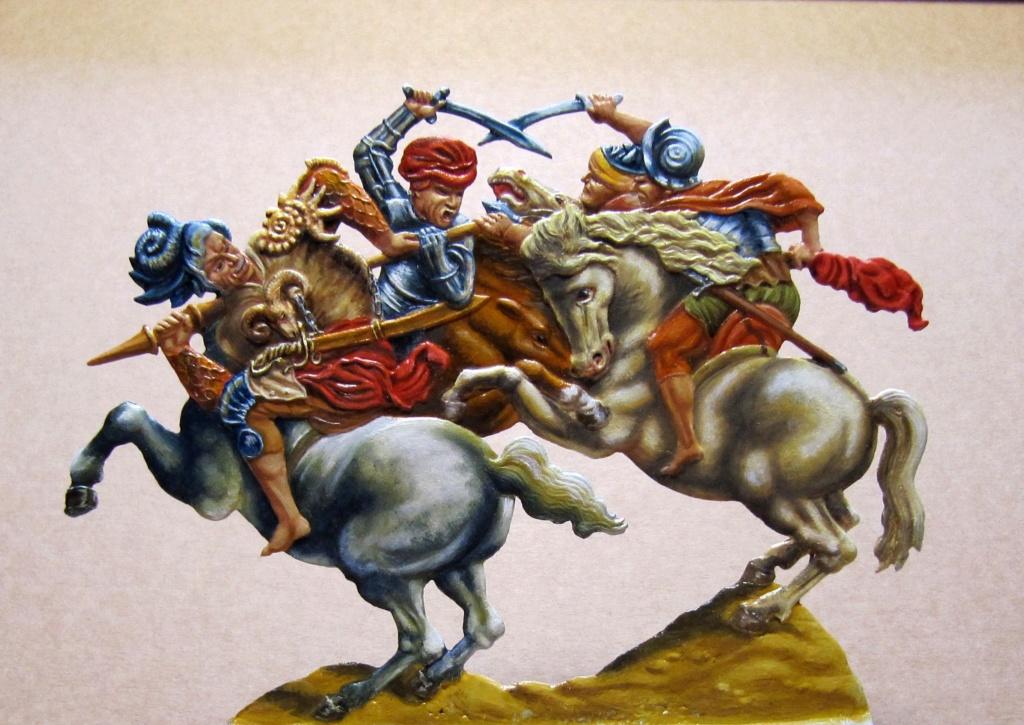La bataille d'Anghiari Fini_113