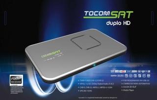 Nova atualização Tocomsat Duplo HD. data: 02/05/2013. Nmdk7410