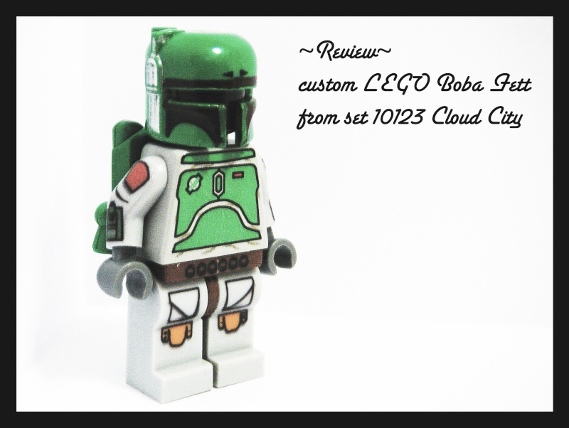 [Review] custom Boba Fett from set 10123 Header10