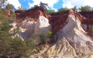 Balade dans le Colorado provençal - Rustrel (84) Week-229