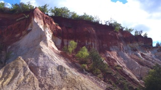 Balade dans le Colorado provençal - Rustrel (84) Week-230