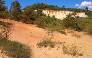 Balade dans le Colorado provençal - Rustrel (84) Week-233