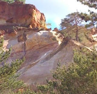 Balade dans le Colorado provençal - Rustrel (84) Week-234