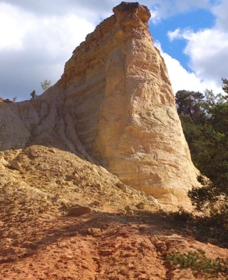 Balade dans le Colorado provençal - Rustrel (84) Week-236