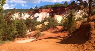 Balade dans le Colorado provençal - Rustrel (84) Week-242