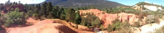 Balade dans le Colorado provençal - Rustrel (84) Week-259