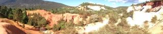 Balade dans le Colorado provençal - Rustrel (84) Week-260