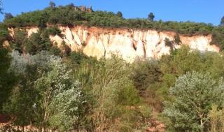 Balade dans le Colorado provençal - Rustrel (84) Week-261