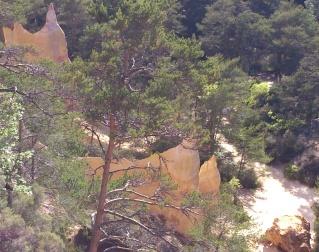 Balade dans le Colorado provençal - Rustrel (84) Week-266