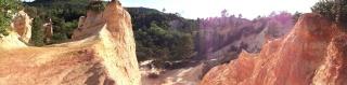 Balade dans le Colorado provençal - Rustrel (84) Week-273