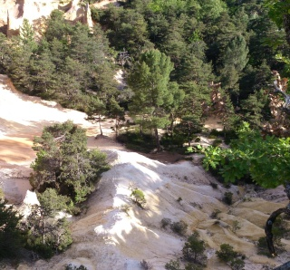 Balade dans le Colorado provençal - Rustrel (84) Week-275