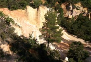Balade dans le Colorado provençal - Rustrel (84) Week-278