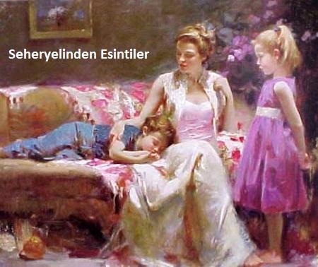 Anneler  İle İlgili Özlü Sözler 2410