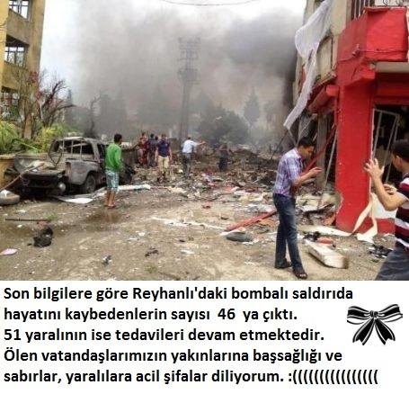 Reyhanlı'da patlama  (11.05.2013 ) Hatay-10