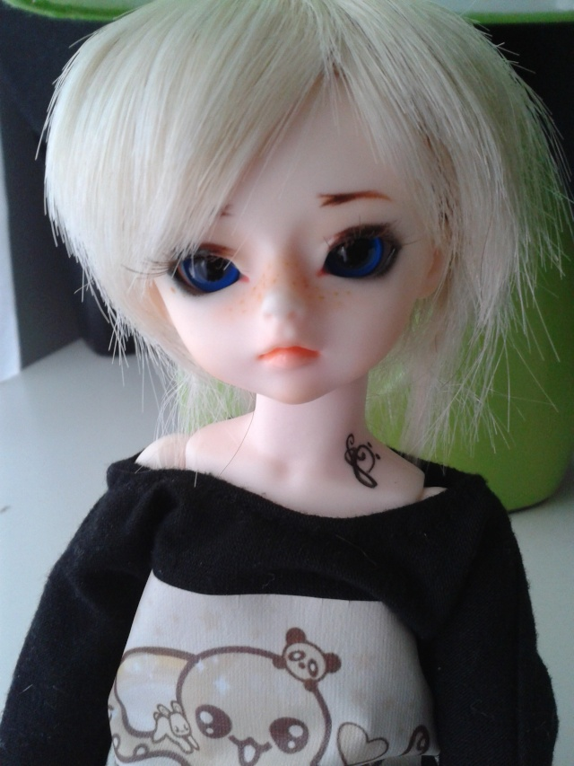 New make up ! [Honey Delf Taffy] 2013-010
