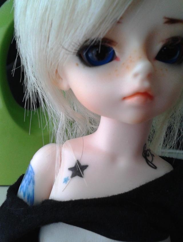 New make up ! [Honey Delf Taffy] 2013-017