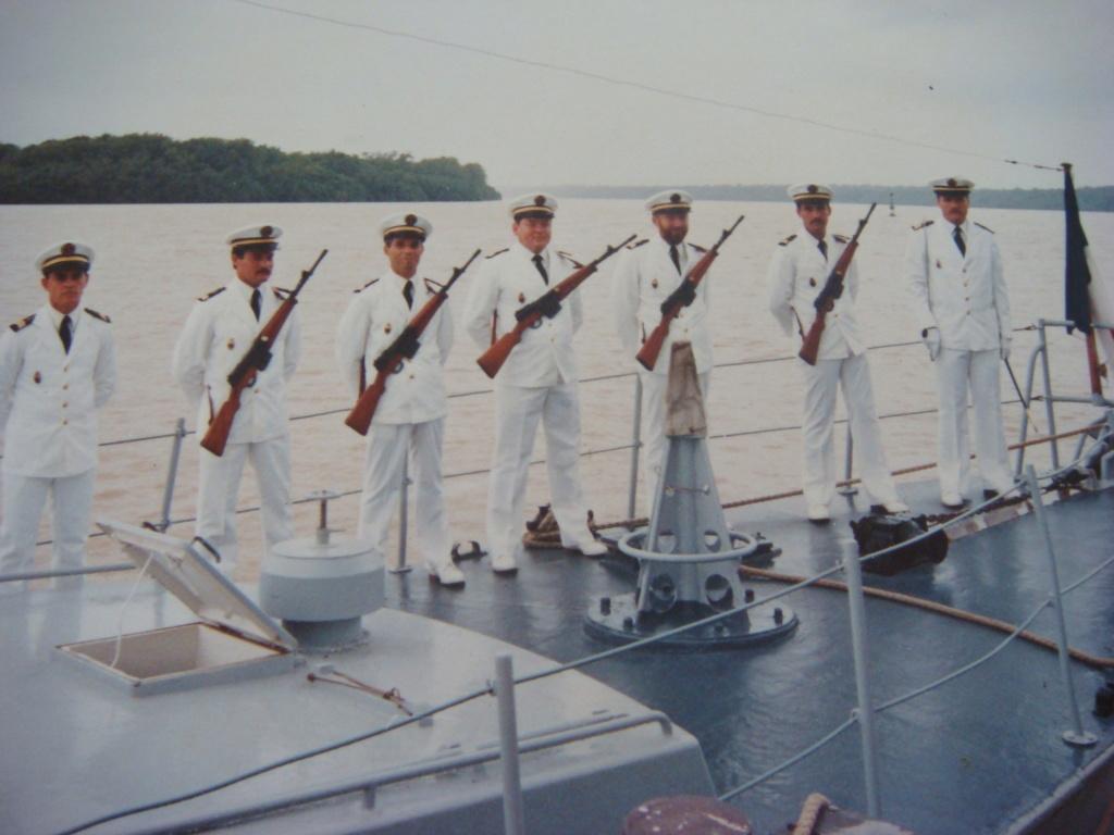 [ Divers Gendarmerie Maritime ] 1977 - Création de la brigade de gendarmerie maritime à Cayenne. - Page 2 Carriz11
