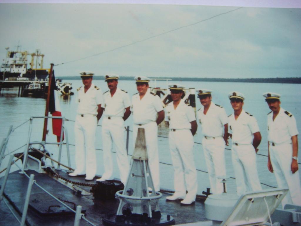 [ Divers Gendarmerie Maritime ] 1977 - Création de la brigade de gendarmerie maritime à Cayenne. - Page 2 Carriz12