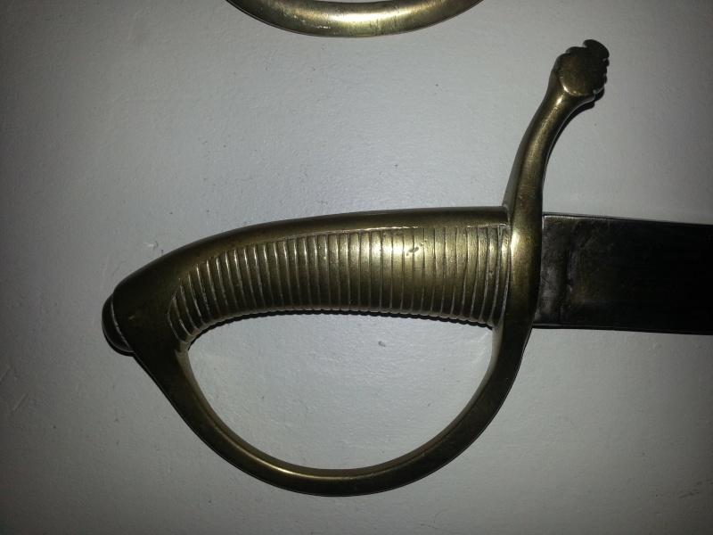 sabre briquet de production privée 20130520