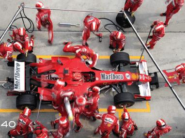 El orden de parrilla ya empieza a tomar forma en los test del verano Formul10