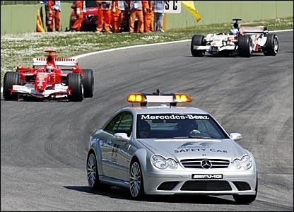 [F3] Gran Premio de Australia: Safety Car y primera victoria de S3A79 Safety10