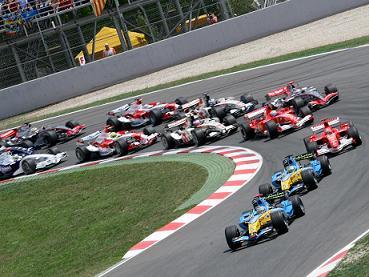 La intensa pretemporada en la GP2 anuncia una competición muy disputada Salida11