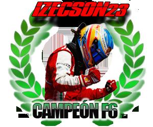 Izecson23, campeón de la F6 de la Temporada 7