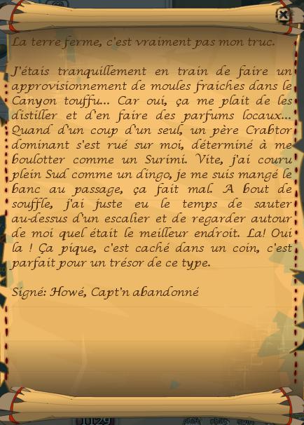 Trésors des Capt'n [Spoil] Howa310