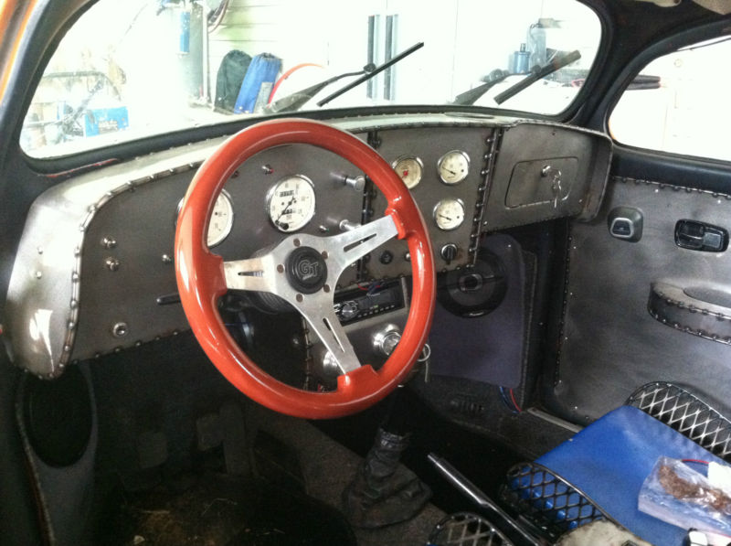 new dash in new car Choppe10