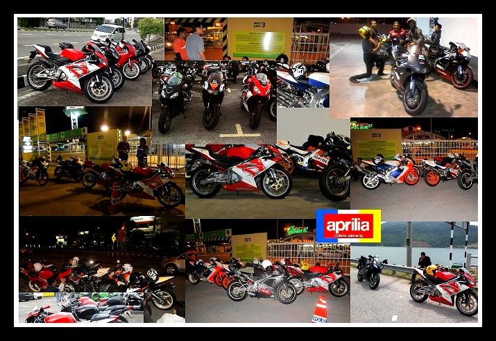 Aprilia Riders PENANG planned Ride! Ride! Ride!! 42273610