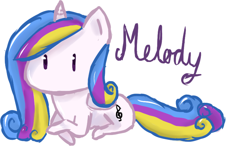 MLP: Icee's Work Melody10