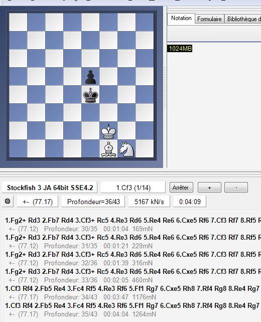 Stockfish3 Quinca11