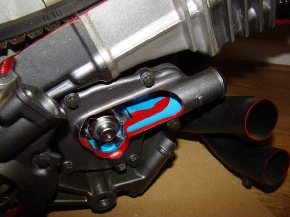 Ecorche moteur 750 010-6010