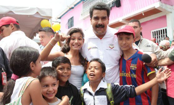 Maduro afirma conocer la identidad de los chavistas que no votaron por él 13688410