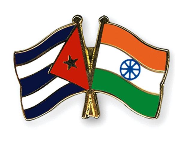 Cuba y la India por fortalecer relaciones bilaterales 27aem_10