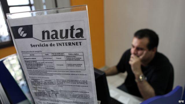 Cubanos online: velocidad y precios altos; censura a discreción  A09d0810