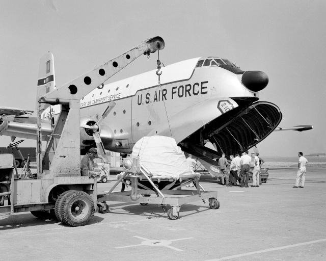 Programme Mercury (autre que les missions) - Rares Documents, Photos, et autres ... 1959_c10