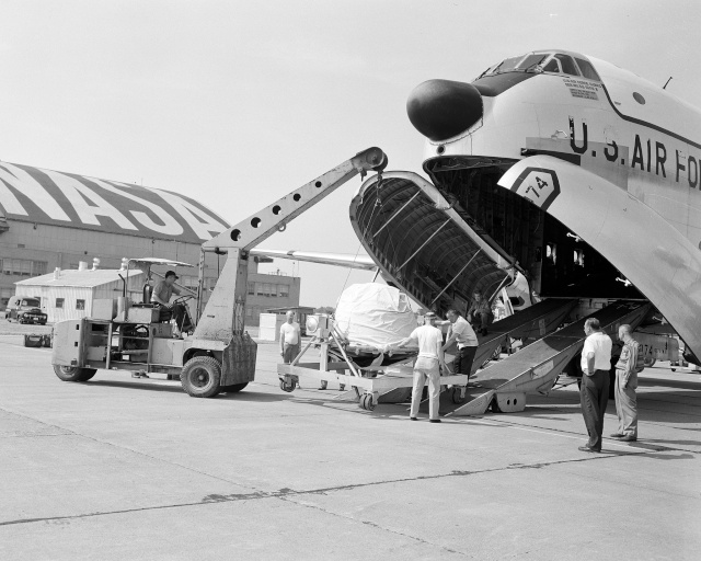 Programme Mercury (autre que les missions) - Rares Documents, Photos, et autres ... 1959_c11