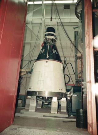 Programme Gemini (autres que les missions) - Rares Documents, Photos, et autres ... 1964_010