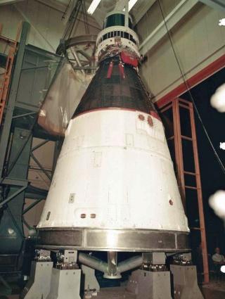 Programme Gemini (autres que les missions) - Rares Documents, Photos, et autres ... 1964_012