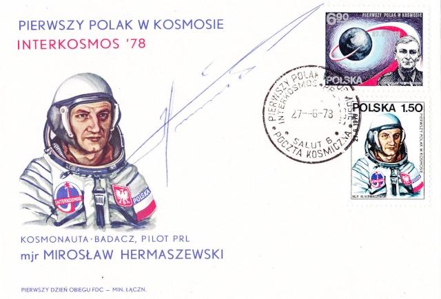 27 juin 1978 - Miroslav Hermazewski devient le premier polonais dans l'espace 1978_010