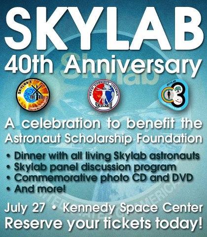 27 juillet 2013 - Célébration des 40 ans Skylab au KSC 40188410
