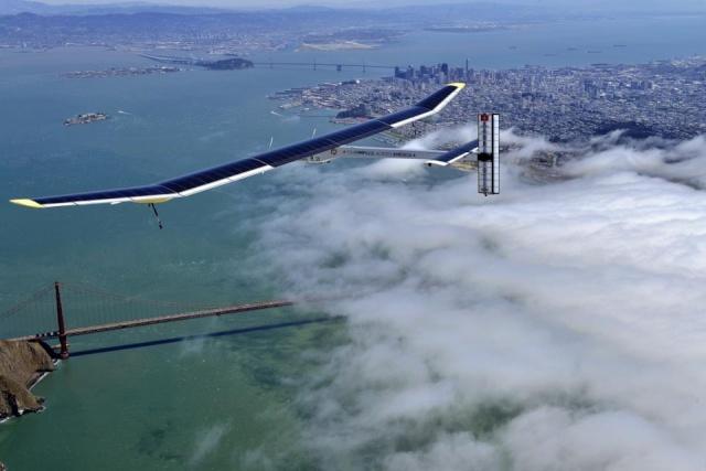 Solar Impulse - 2013 - Traversée des Etats-Unis 43018110