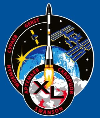 Vol spatial d'Alexander Gerst / Expedition 40 et 41 - BLUE DOT / Soyouz TMA-13M 87046311