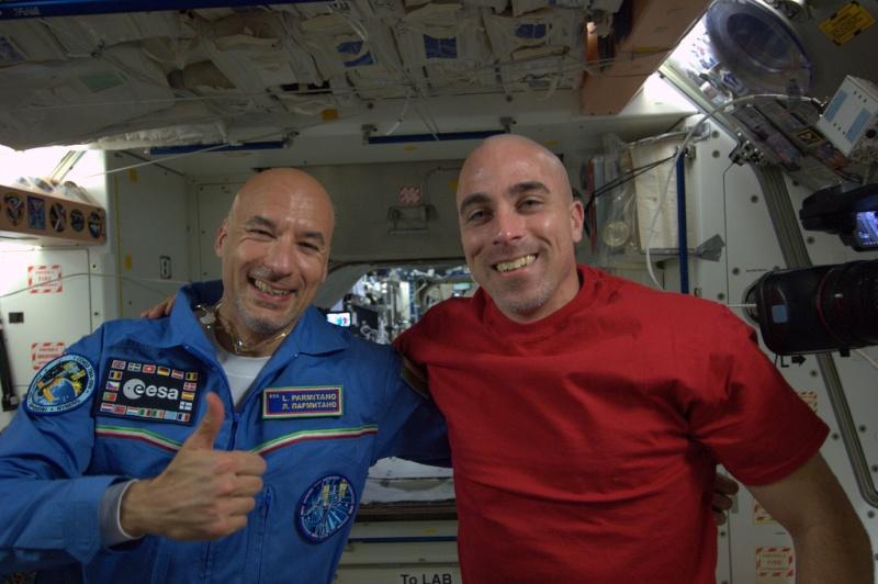Vol de Luca Parmitano / Expedition 36-37 - VOLARE / Soyouz TMA-9M 88942010
