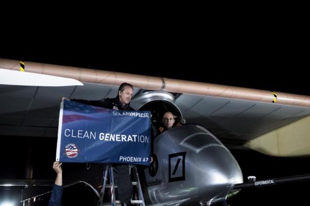 Solar Impulse - 2013 - Traversée des Etats-Unis 94724510