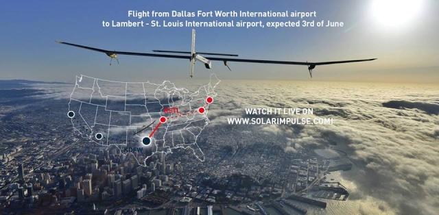 Solar Impulse - 2013 - Traversée des Etats-Unis 97063810