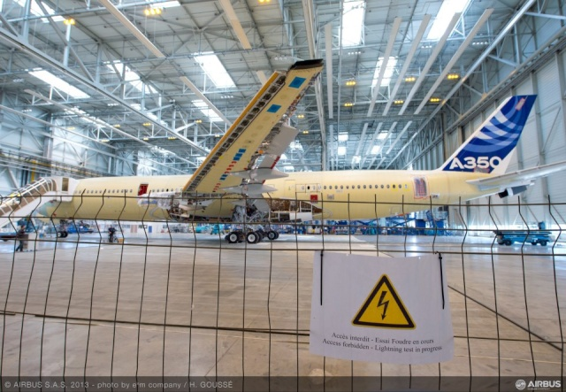 Airbus A350 XWB - Préparatifs au premier vol  Airbus11