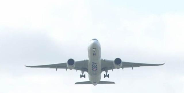 Airbus A350 XWB - Préparatifs au premier vol  Capt_h27